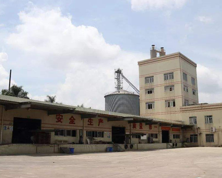 Puffing 320 pellet unit project in Huaiyuan County, Anhui Pr