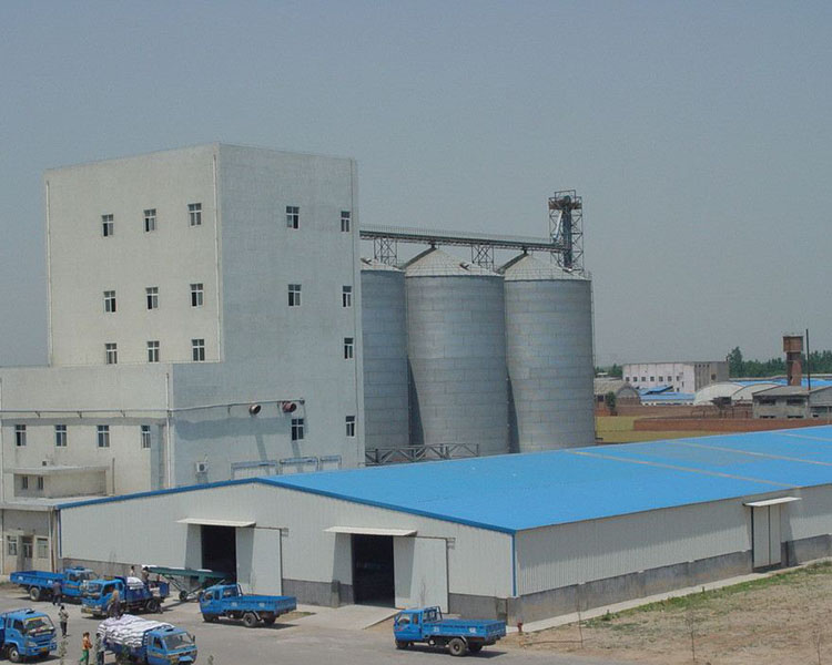 Shaanxi annual output of 100,000 tons of powder unit